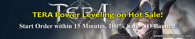 tera power leveling