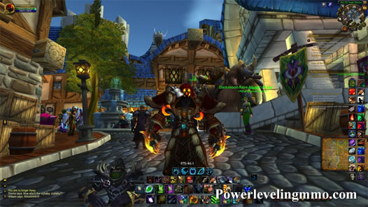 wow power leveling